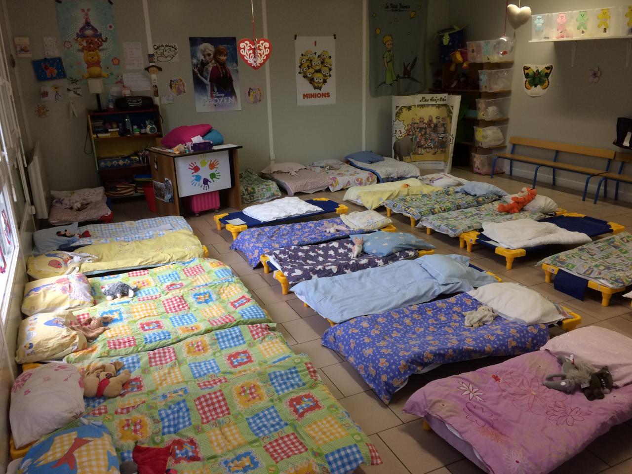 Salle de sieste (2)