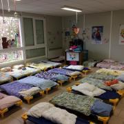 Salle de sieste (1)