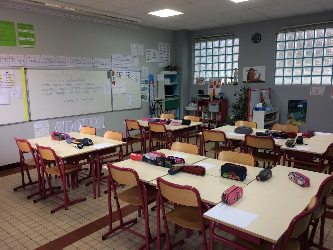 Classe des CE1 (1)